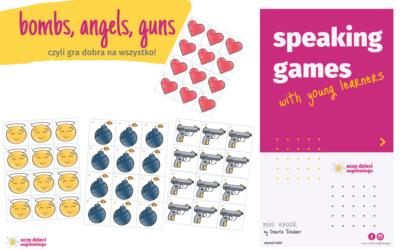 Bomby dobre na wszystko – czyli uniwersalna gra na mówienie dla dzieci