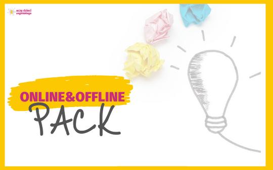 online&offline – czyli o tym jak przygotowuję dodatkowe materiały do swoich zajęć