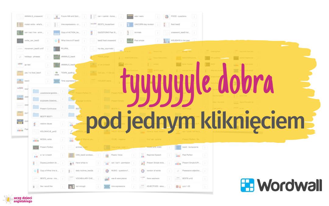 wordwall.net – mnóstwo ćwiczeń pod jednym kliknięciem! TUTORIAL