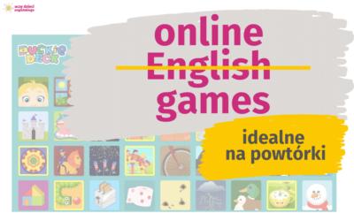 gry online dla dzieci – idealne na powtórki!