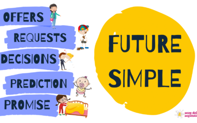 "FUTURE SIMPLE – niby ""simple"" a wcale nie taki łatwy"