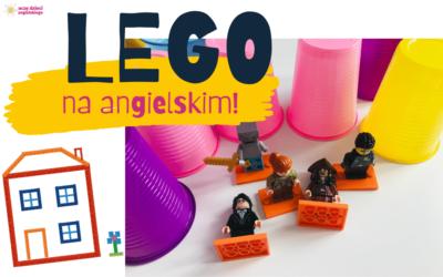 LEGO na angielskim, czyli opisujemy DOM!